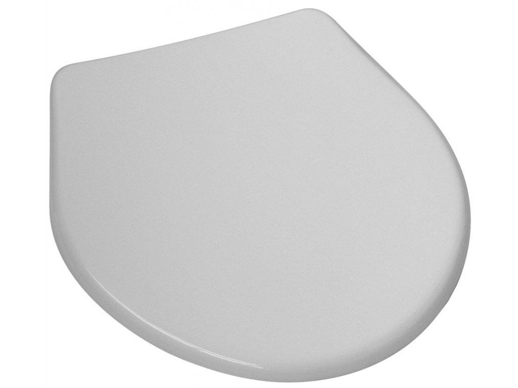WC sedátko Fialový Flitr T-3551
