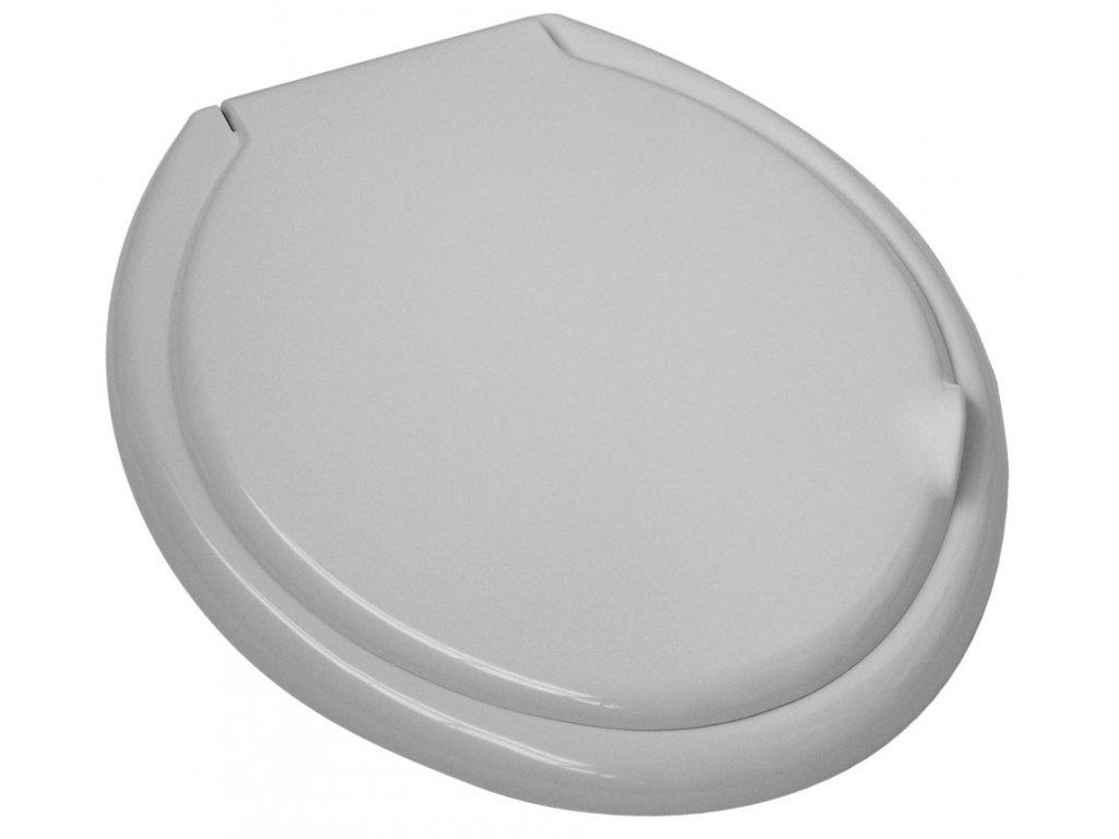 WC sedátko bílé 445mm délka T-3542B