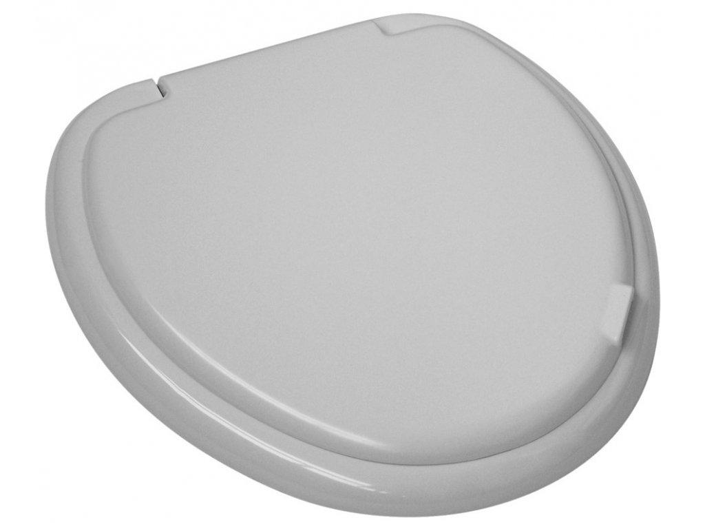 WC sedátko bílé 410mm délka T-3545B