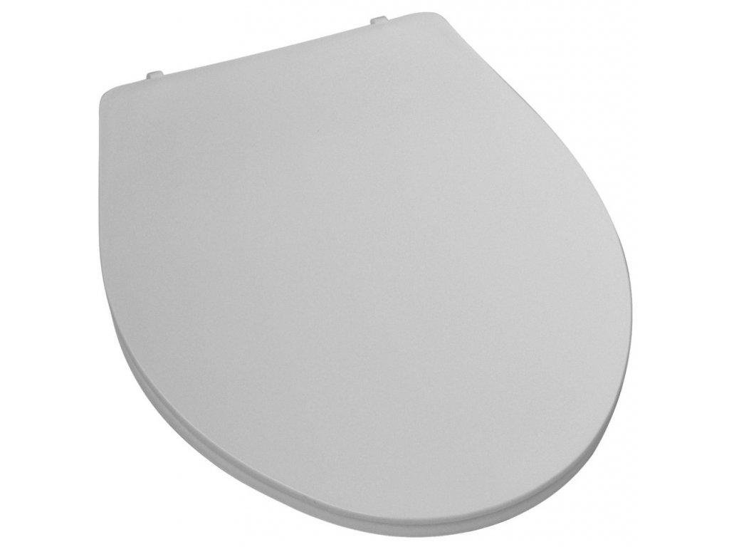 WC sedátko bílé 420mm délka T-3549