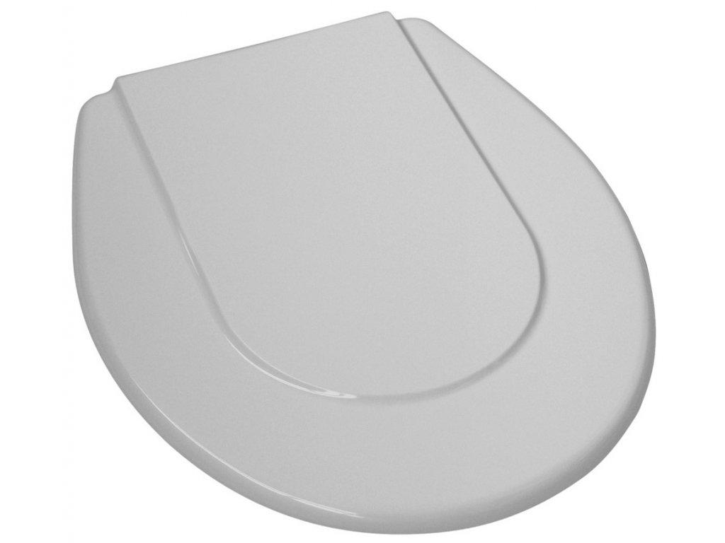 WC sedátko bílé 470mm délka T-3554N