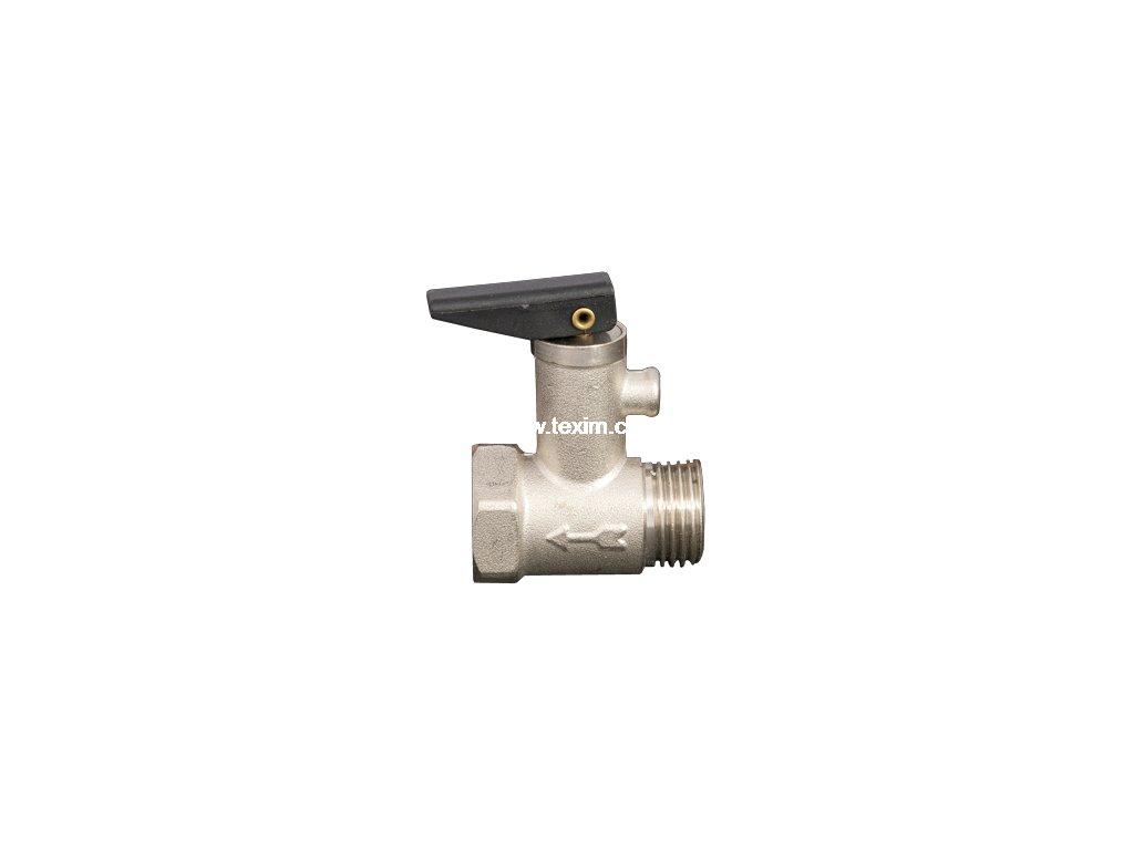 """Pojistný ventil TE-1848 , DN 15 1/2"""""""