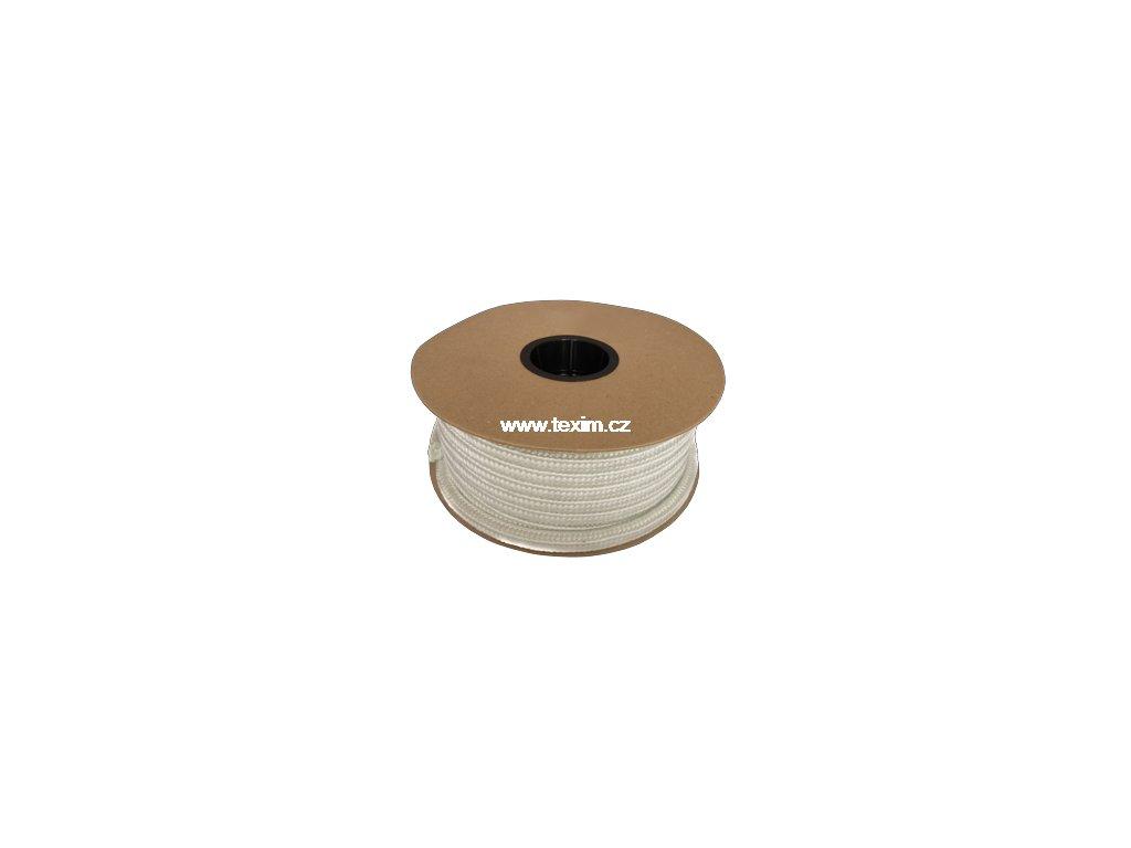 Sklo šňůra balená pr.5mm - 3m
