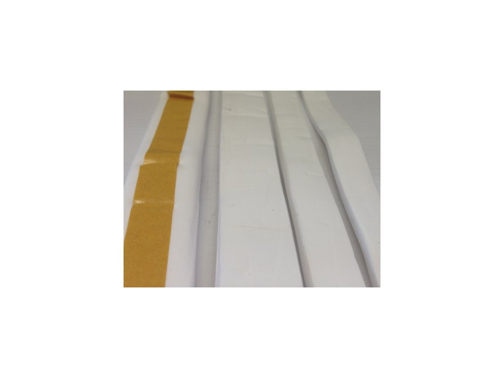 Těsnící páska samolepící z expandovaného PTFE 5x2  balení 25m