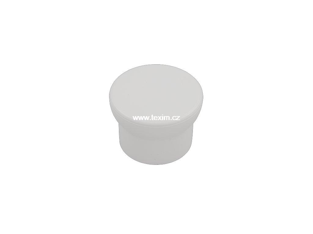 Splachovací tlačítko k WC nádrži bílá Myjava TE-4549B/I-30