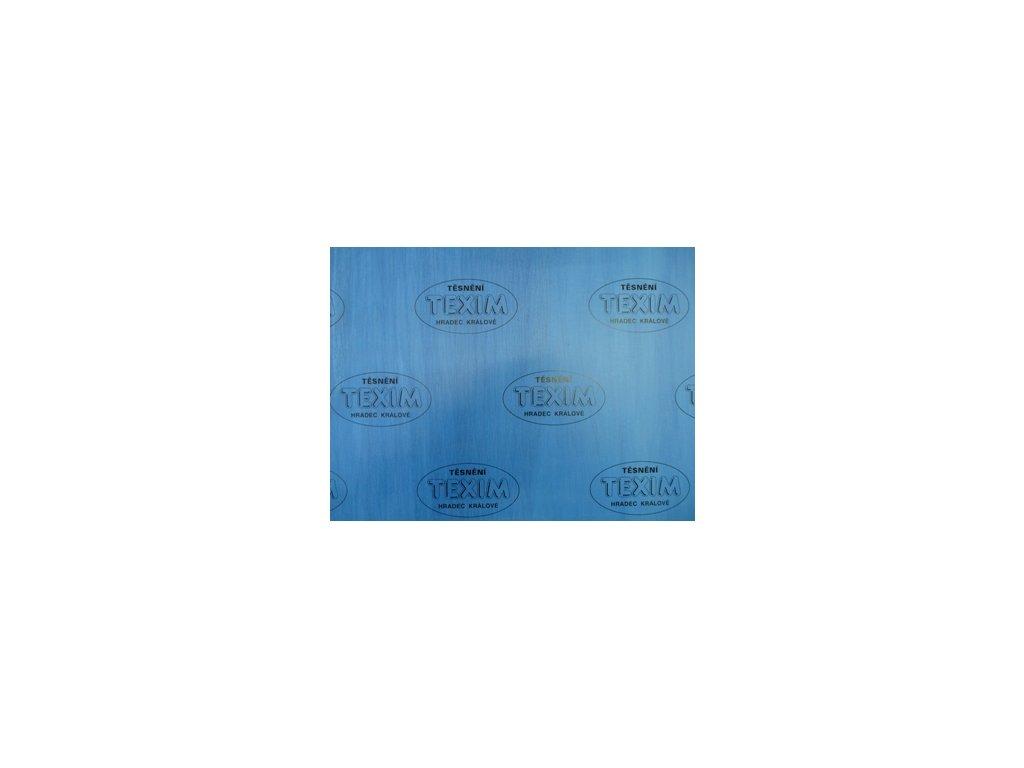 Přířez TEXIM® BLUE do 200°C 500x500x1mm