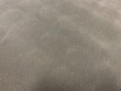 Pryž metráž rýhovaná černá š.1200mm