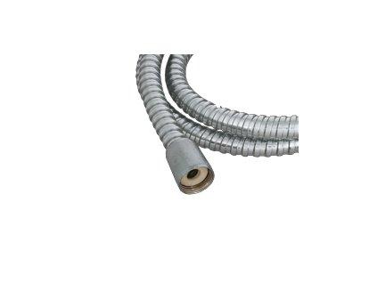 Sprchová hadice SPIRAL chrom-chrom 1,5m