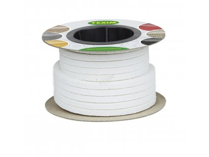 Ucpávková šňůra acrylic+PTFE AT803L 12x12mm