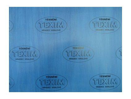 Přířez TEXIM® BLUE do 200°C 500x500x0,5mm
