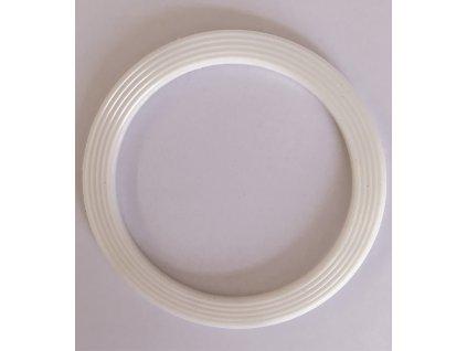 Těsnění mřížky dřez sifon 110x85x5 T739 Bílé  pro dřezový sifon