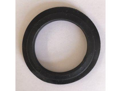 Těsnění chrom. zátky dřez sifon 54x35x4 tvarovaný T739  pro dřezový sifon