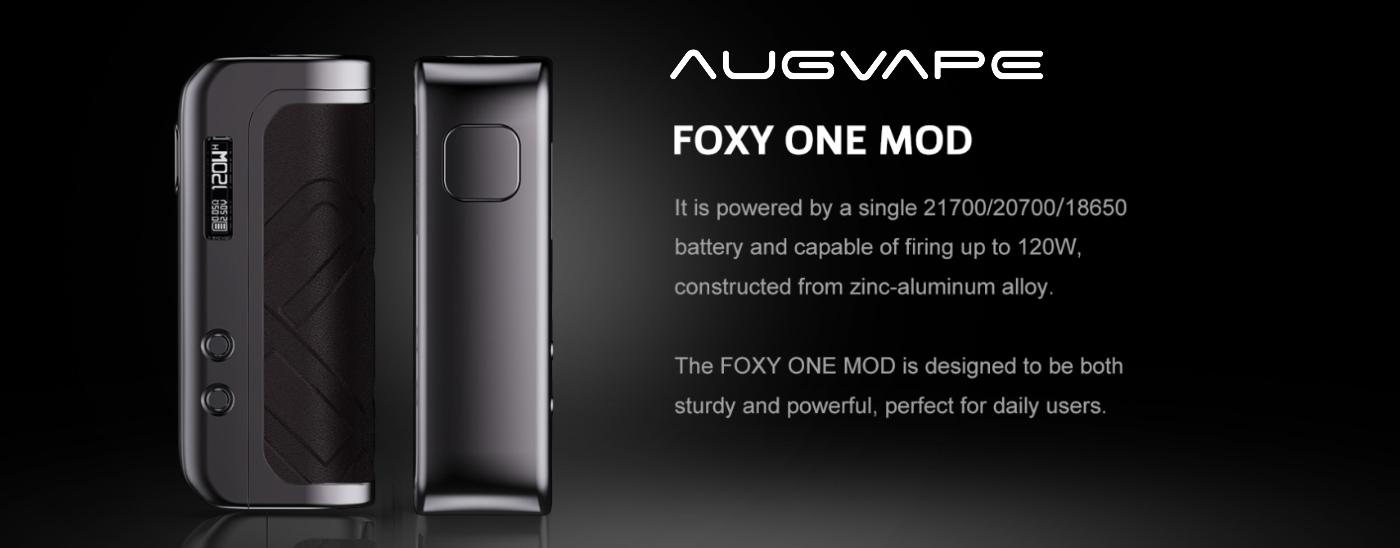 Augvape Foxy One mod