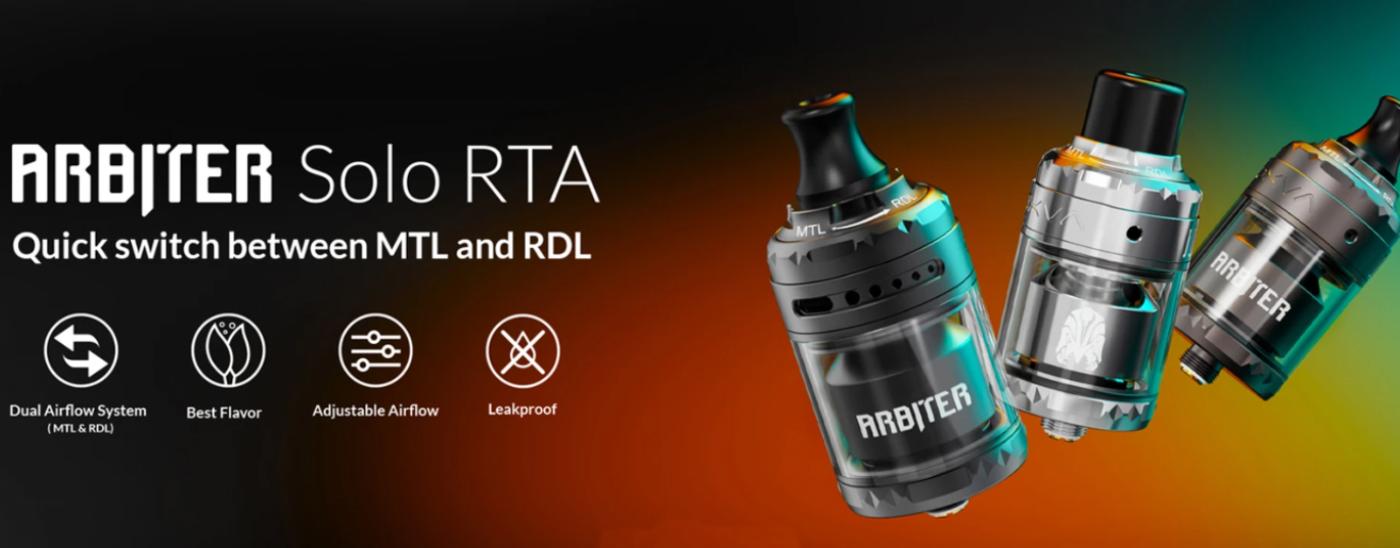 Oxva - Arbiter Solo ETA 24 mm