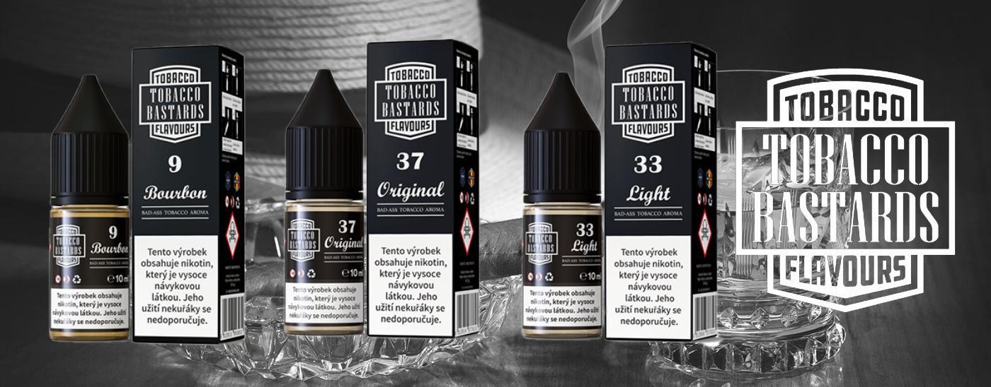 Tobacco Bastard Salt