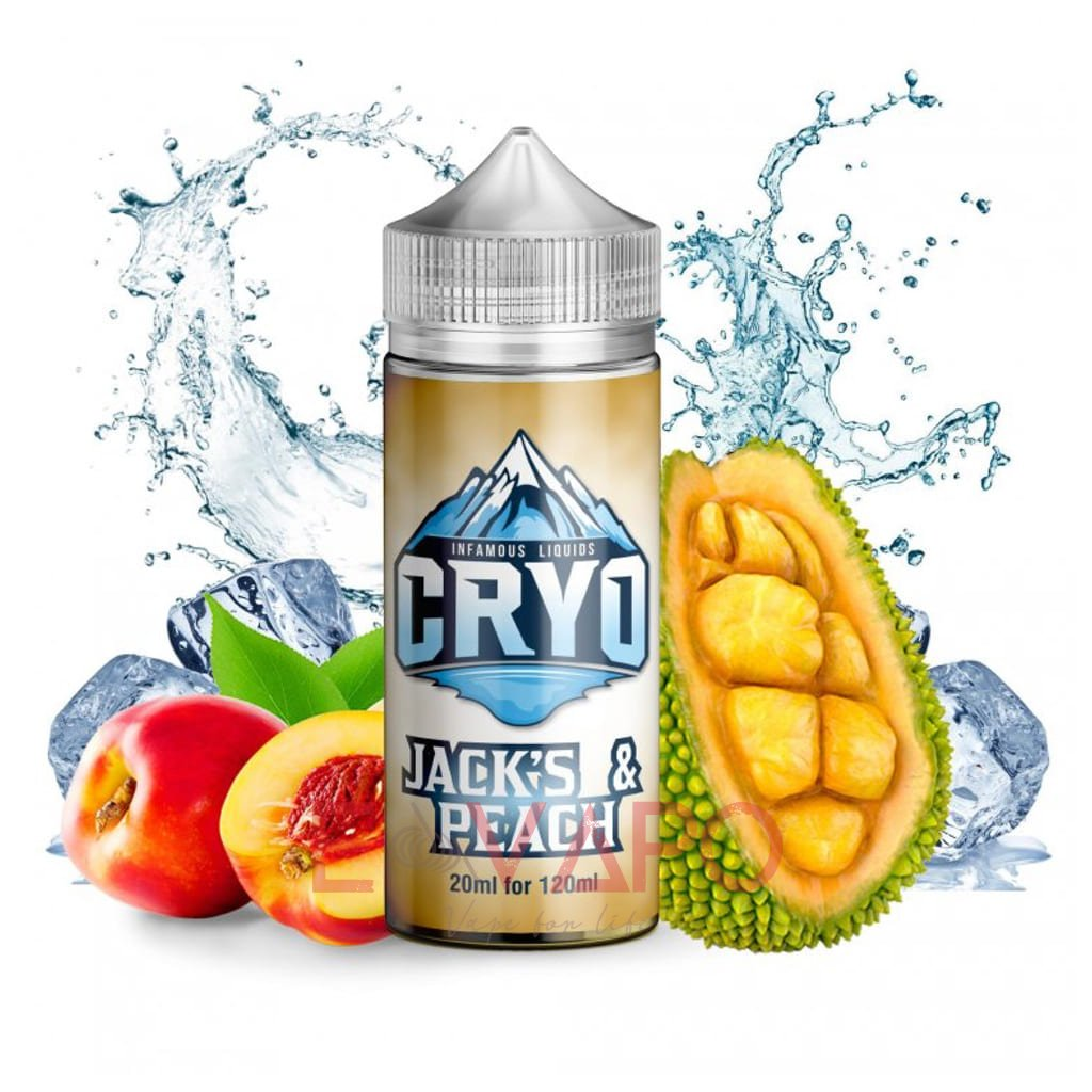 Infamous Cryo Jacks and peach