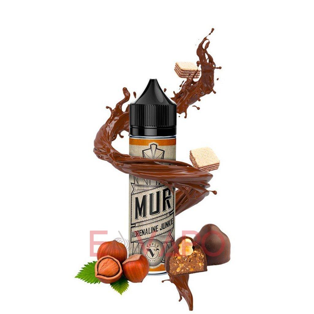 Příchuť Mur S&V Adrenaline Junkie (Lískooříškové pralinky s čokoládou) 20ml