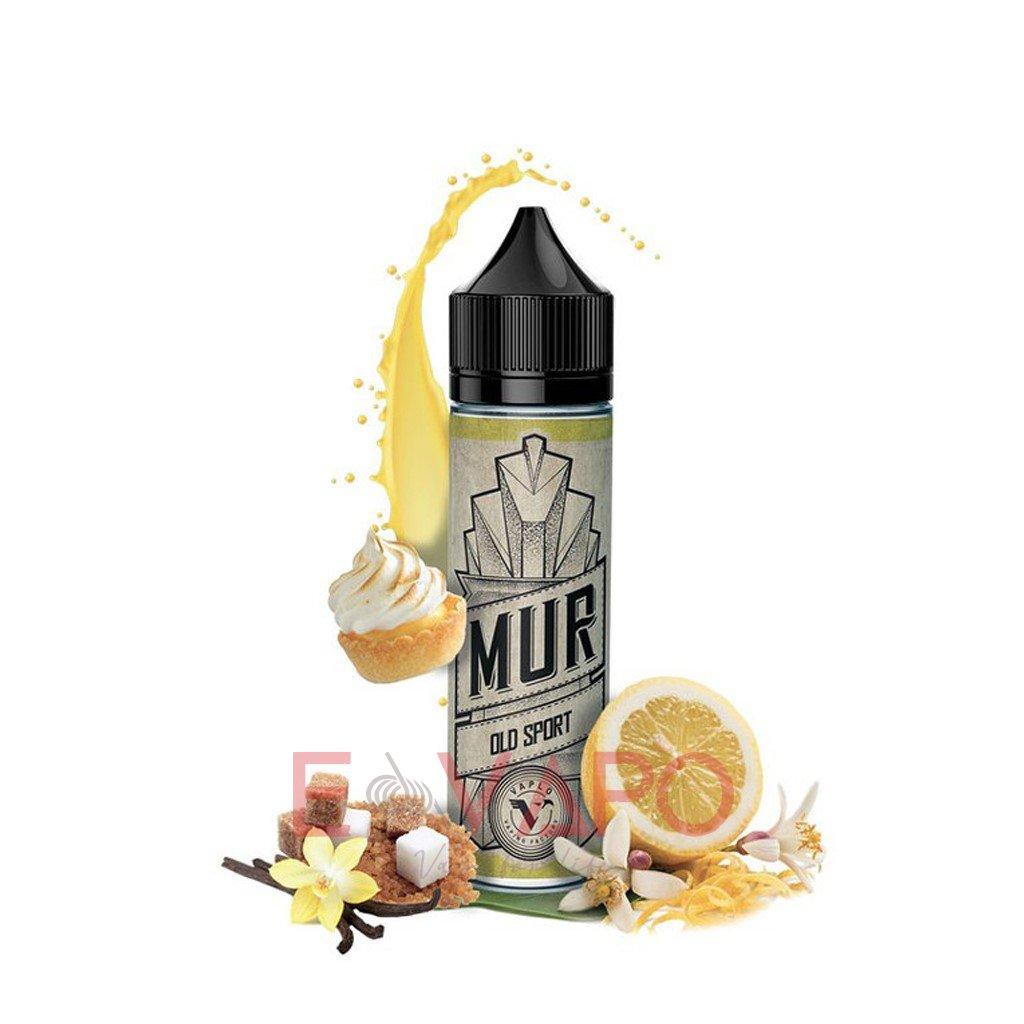 Příchuť Mur S&V Old Sport (Citronový dezert) 20ml