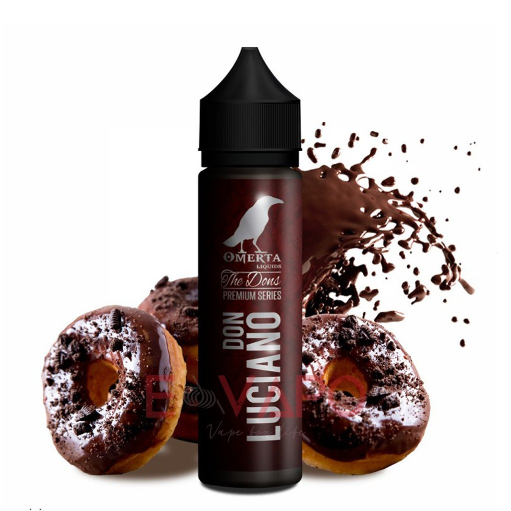 Příchuť Omerta The Dons S&V Don Luciano (Čokoládový donut) 20ml