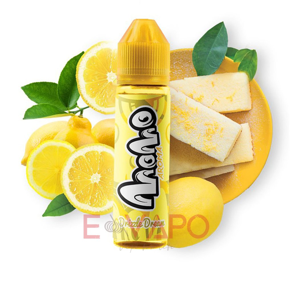 Příchuť MoMo S&V Drizzle Dream (Citronový dezert) 20ml