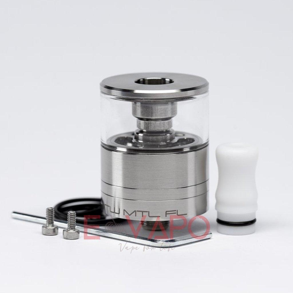KHW Mods - Dvarw MTL FL RTA 24mm / 4 ml