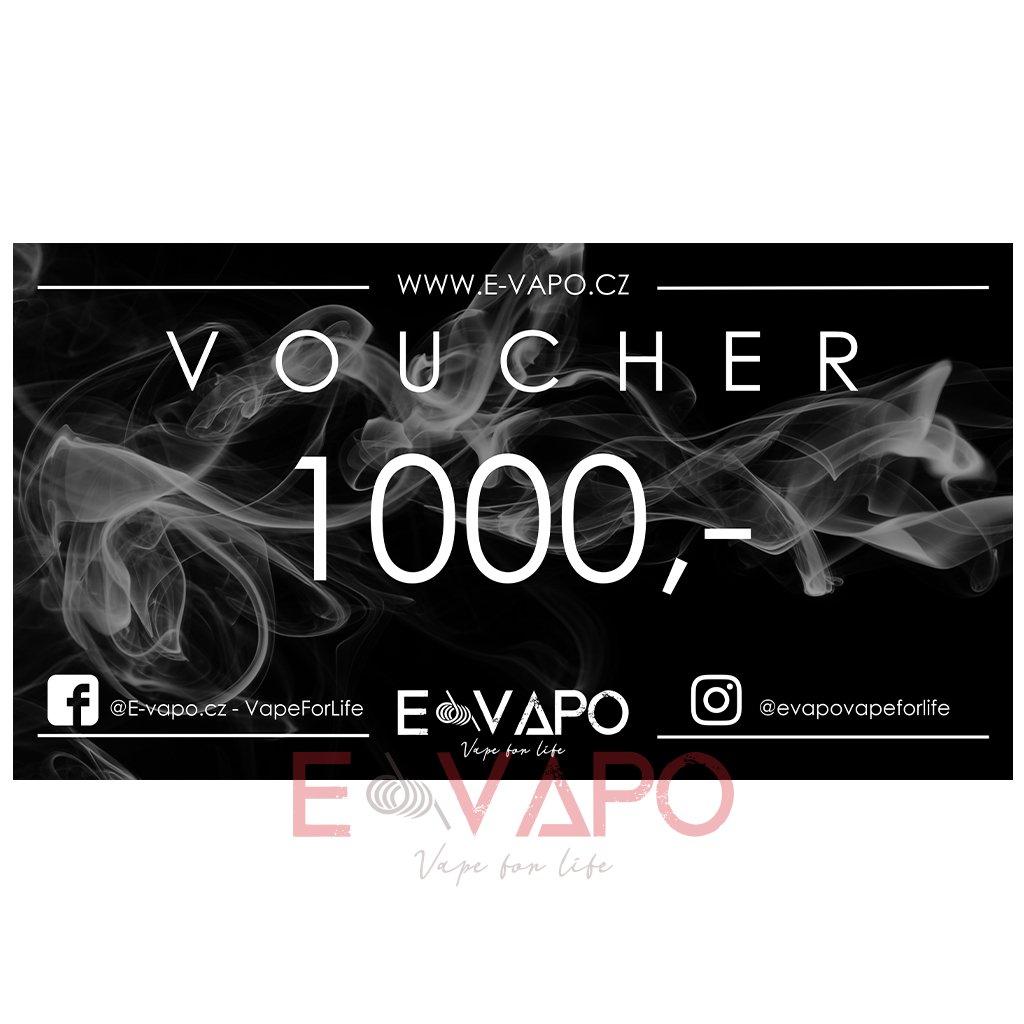 Dárkový voucher - 1000kč