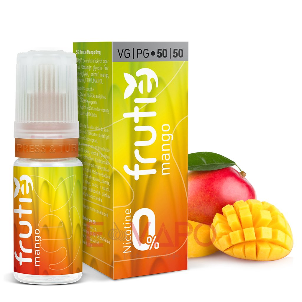 Frutie 5050 Mango 0MG