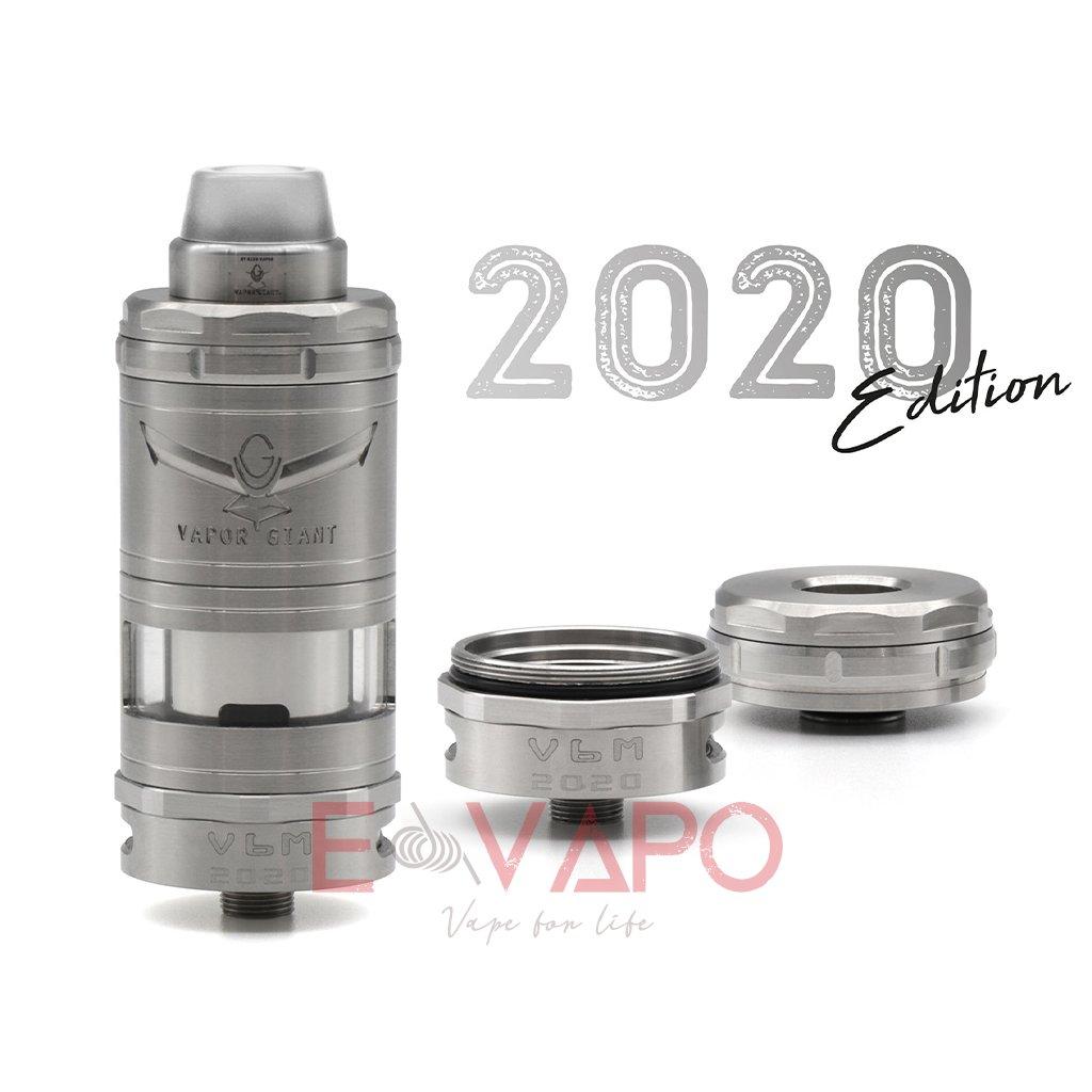 Vapor Giant - V6M 2020 25 mm - Stříbrná