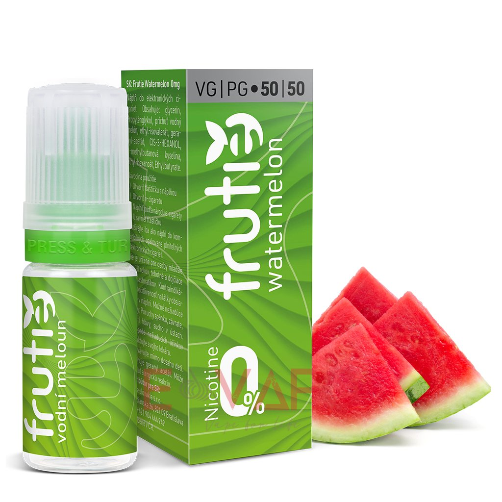 Frutie 5050 Watermelon 0MG