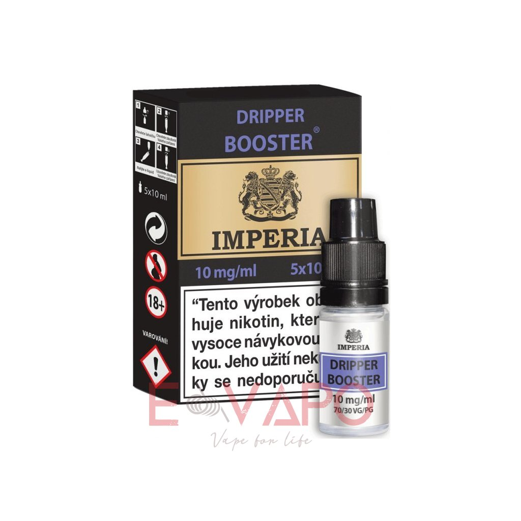 imperia 5x10ml pg30vg70 10mg