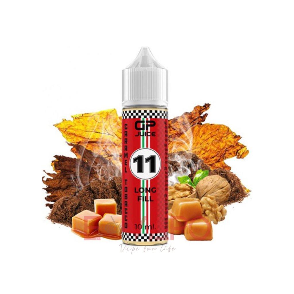 Příchuť GP Juice S&V - Tobacco Caramel 10ml