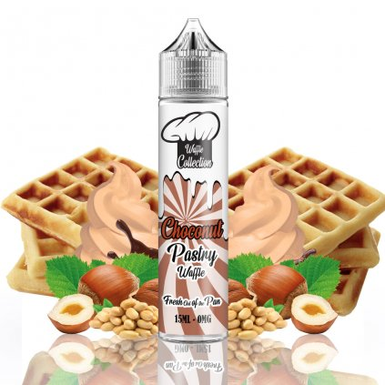 Waffle Collection Choconut bottle