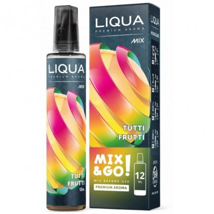 Liqua MixGo Tutti Frutti
