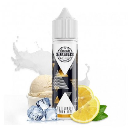 Custom Flavours by Ziko S&V Bottermelk Lemon Iced