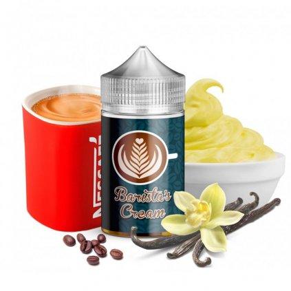 Příchuť SNV Infamous Special 2 Barista´s Cream kapučíno s pudinkem, 15ml