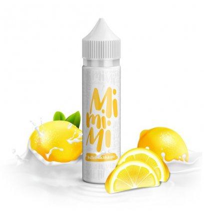 Příchuť MiMiMi Juice S&V Buttermilk Casper (Podmáslí s citronem) 15ml