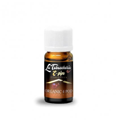 La Tabaccheria Organic 4Pod E Pipe 10ml