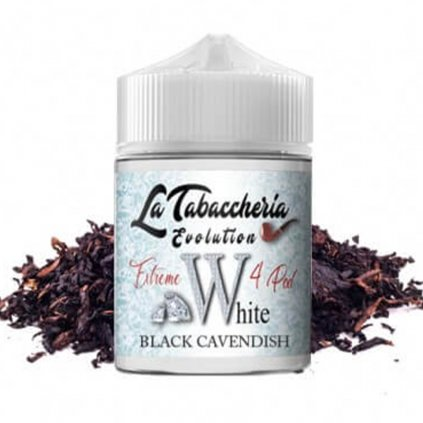 La Tabaccheria SNV Extreme 4Pod White Black Cavendish 20ml