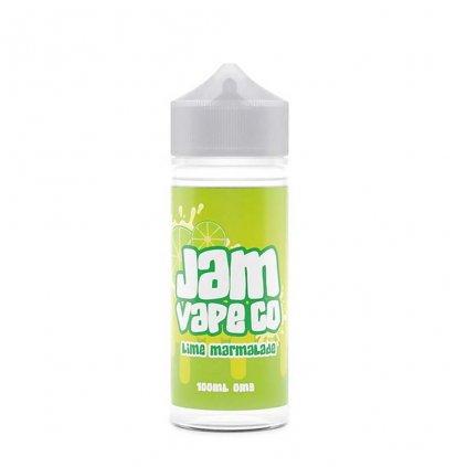 Příchuť Juice Sauz Jam Vape Co S&V - Lime Marmalade  30ml