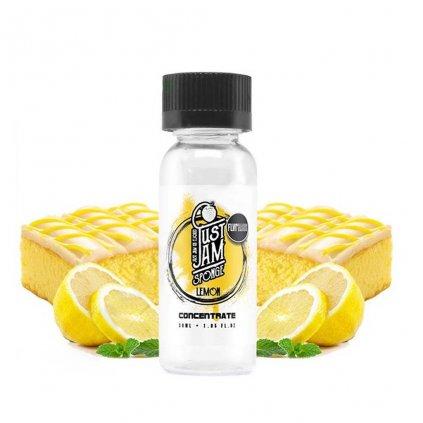 Příchuť Just Jam S&V - Sponge Lemon 30ml