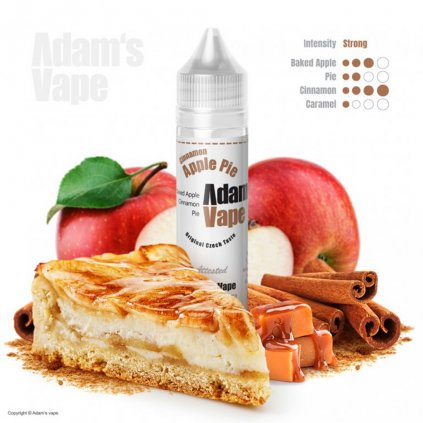 26111 adams vape cinnamon apple pie