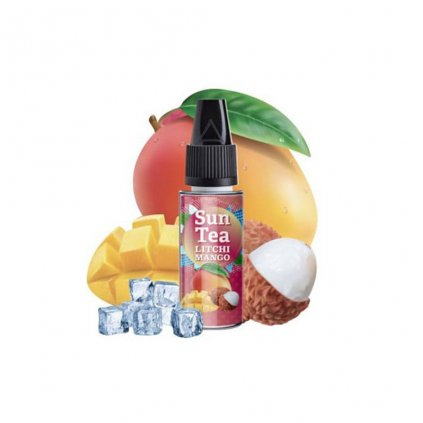 concentrate litchi mango 10ml sun tea by full moon