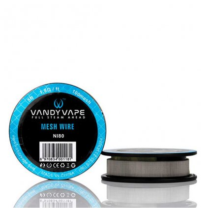 vandy vape ni80 mesh wire2
