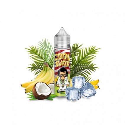 Příchuť Flavormonks Cool Elvis SaV Coco Banana 12ml