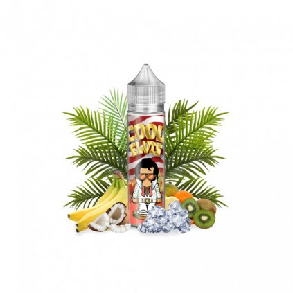 Příchuť Flavormonks Cool Elvis SaV Tropical 12ml