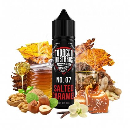 Příchuť Flavormonks Tobacco Bastards SaV No. 07 Salted Caramel 12ml