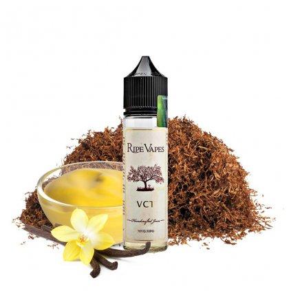 Vanilla Custard Tobacco