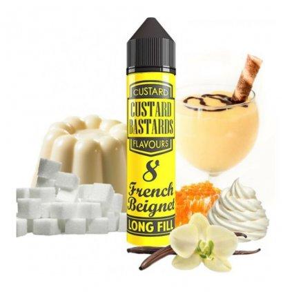 Flavormonks Custard Bastards No. 8 French Beignet