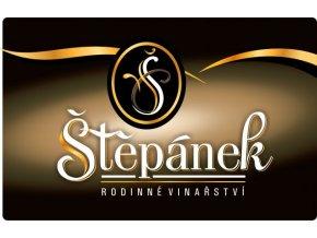 Vinařství Štěpánek - Chardonnay - TERROIR - výběr z hroznů - 2018