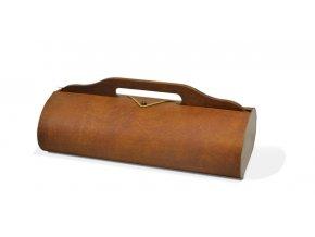 Box na 2 láhve - dřevěný R0007